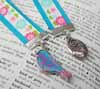 Ribbon Bookmark - Birdy