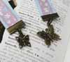 Ribbon Bookmark - Butterflies