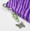 Bookmark - Silver Butterfly