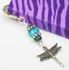 Bookmark - Silver Dragonfly